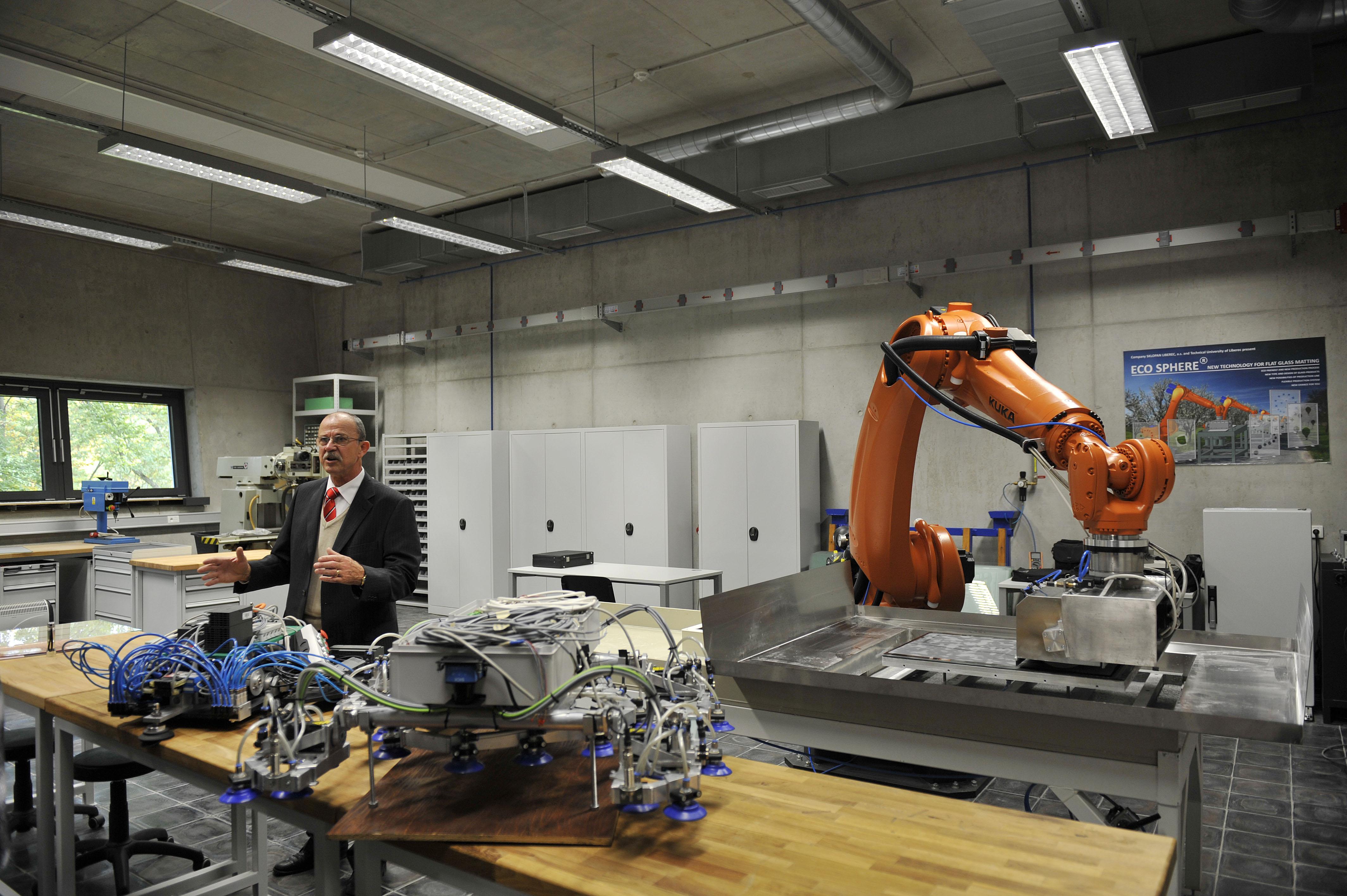 Researches intelligent robotics amp mechatronic system laboratory - Laboratory Of Robotics